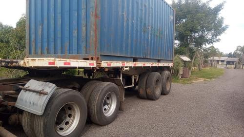 Carreta Bug Porta Container/20