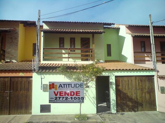 Casa Para Venda, 2 Dormitórios, Novo Horizonte - Macaé - 423