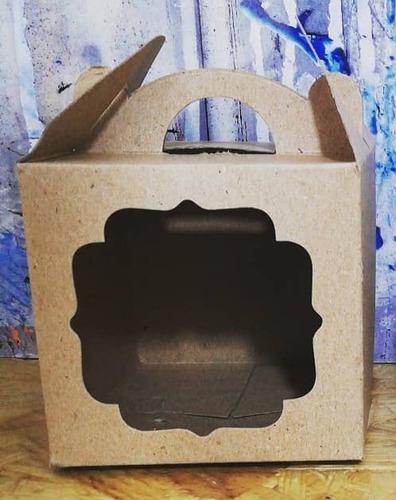 100 Cajitas Empacar Mugs