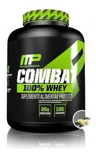 Combat 100% Whey 1,8 Kg - Musclepharm Mp