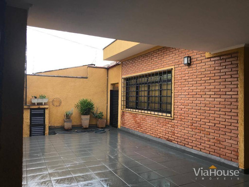 Casa Com 3 Dormitórios À Venda, 135 M² Por R$ 350.000,00 - Jardim Paulistano - Ribeirão Preto/sp - Ca3902
