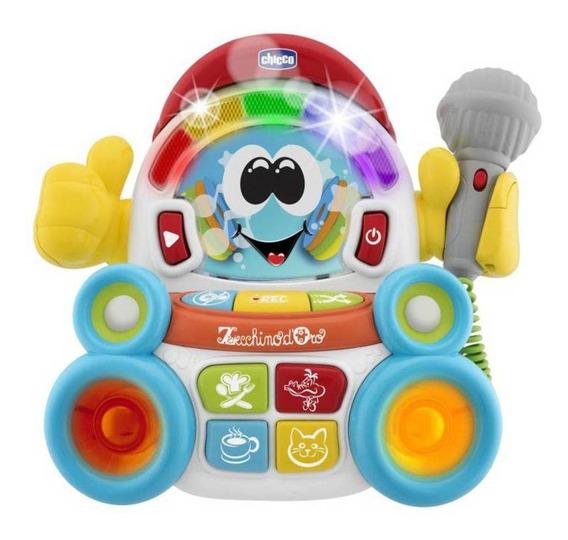 Robô De Atividades - Robobob Gravador - Chicco