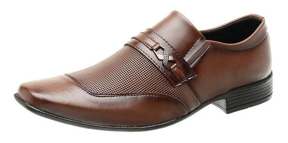 Sapato Social Masculino Leve E Confortável Promoção