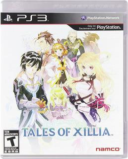 Tales Of Xillia Ps3 Nuevo Y Sellado