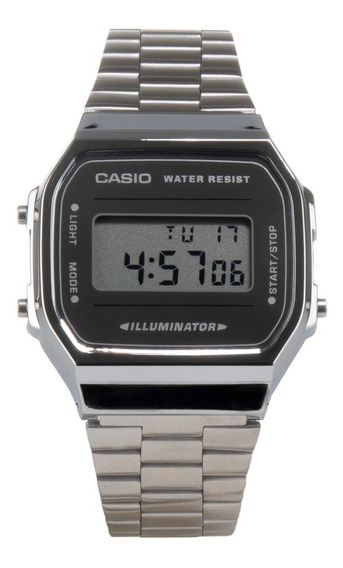 Reloj Casio Vintage A168wem