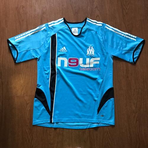 Camisa Olympique Marseille adidas Antiga França