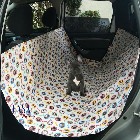 Capa Protetora Banco Carro Pet Gato Cão Proteção De Assento