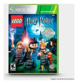 Lego Harry Potter Years 1-4 - Novo Original Para Xbox 360