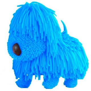 Peludito Shine Perro C/movimiento Y Sonido Azul E. Full