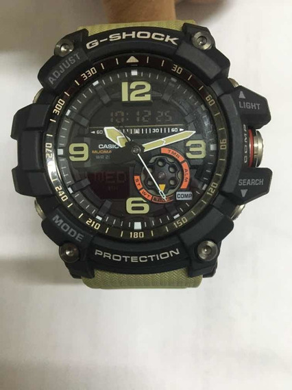 Relógio Casio G-shock Mudmaster Gg-1000-1a5dr Original