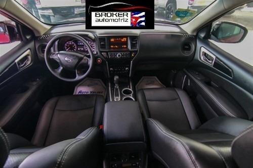 Nissan Pathfinder Americana 3fila 6cil