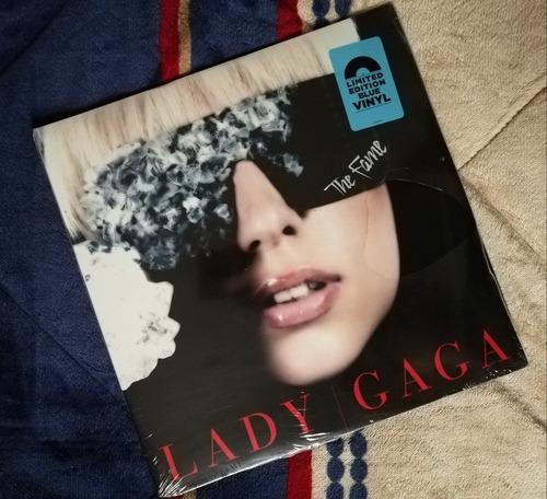 Lady Gaga The Fame Edición Limitada Europea Azul