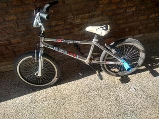 Bicicleta Peretti Extreme Cromada