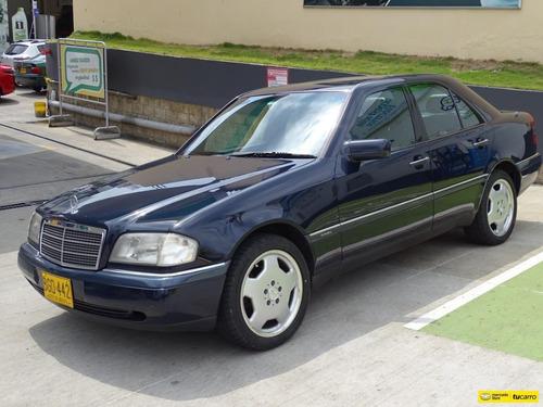 Mercedes-benz C280 Elegance 1995 Único!