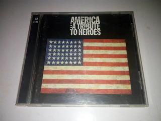 Cd Musica America Tribute Of The Troopes Original