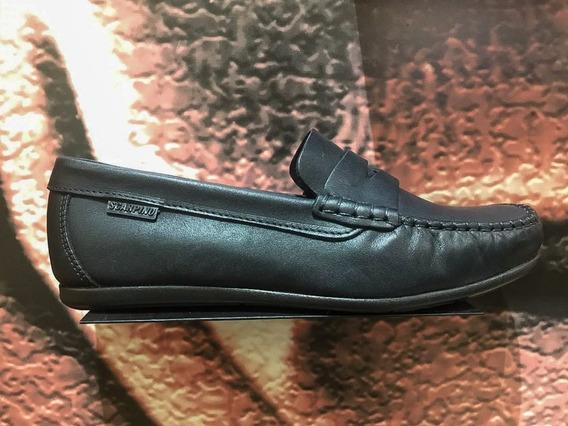 Zapato Scarpino Colegial Vincha