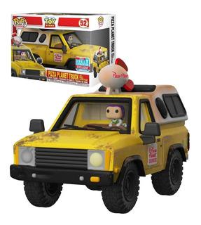 Funko Pop Pizza Planet Truck & Buzz 52 Exclusivo Convention