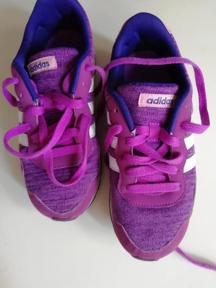 Zapatillas adidas Nena Impecables Practicamente Nuevas!!!!
