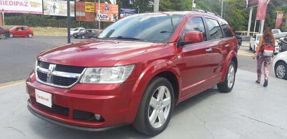 Dodge Journey 2.7 Rt 3 Filas 2010 Taraborelli