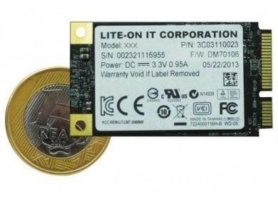 Ssd Lite On 32gb Mini-sata 3.0 6gbs Lms-32l6m