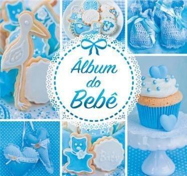 Album Do Bebe - Azul