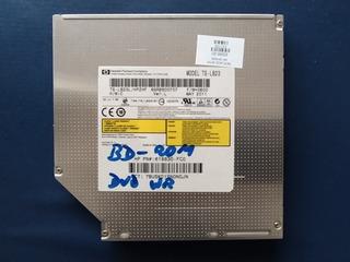 Unidad Hp Blu-ray Bd-rom Dvd Wr Funcionando.