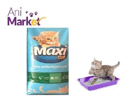 Arena Para Gatos Maxicat 25k