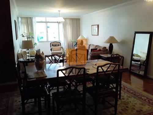 Apartamento Com 170 Metros, 3 Dormitórios Em Ótima Localização.  - Bi4471