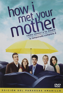 How I Met Your Mother Como Conoci Tu Madre Temporada 8 Dvd