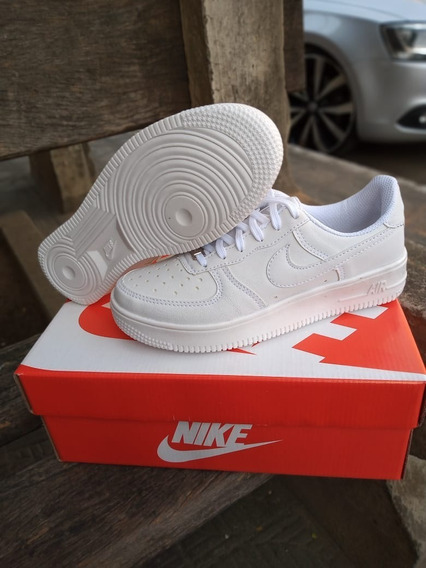 Tenis Nike Air Force 1 Color Lançamento Unissex