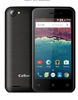 Celular 3g 4gb Cellacom M432 Android 8 Negro