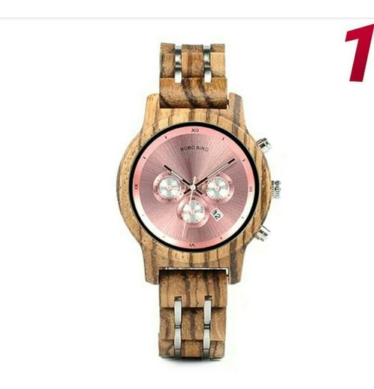 Relógio Bobo Bird Feminino Ecológico