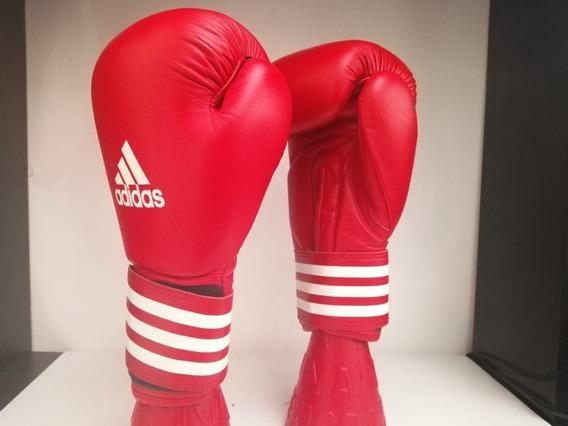 Guantes De Box Olimpicos adidas Rojos 10 Oz