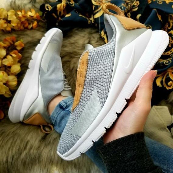 Zapatillas Nike Rivah Se Premium Mujer Us8