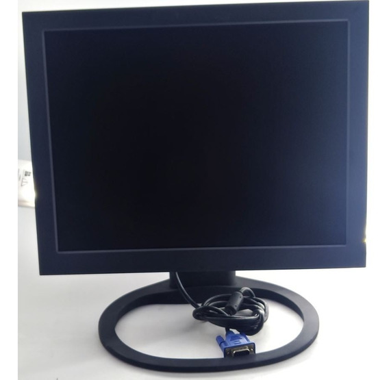 Monitor Lcd Aoc Lm522 15 Polegadas Vga / Seminovo