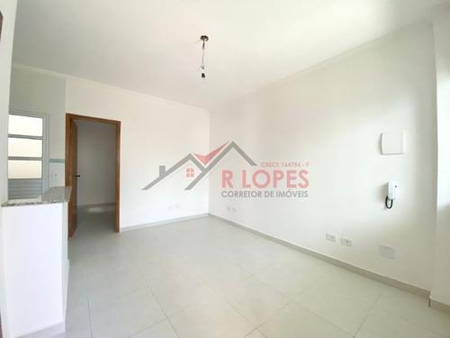 Imagem 1 de 8 de Ótimos Apartamentos Studio Em Condomínio Fechado Para Venda No Bairro Guilhermina-esperança - 1719