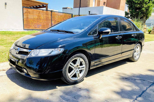 Honda Civic Exs At 2008 Automatico Particular Oportunidad