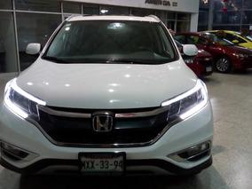 Honda Cr-v 2.4 Exl Navi Factura Agencia Un Dueño