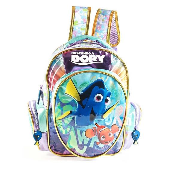 Mochila Buscando A Dory Nemo 12