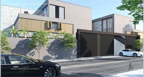 Imagem 1 de 19 de Casa De Condomínio 4 Suítes  Alto Padrão No Brooklin - Reo499933