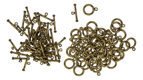 Jeans botón 10 unidades con remaches botones de oro 20,5 mm #1067#