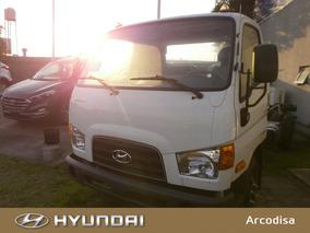 Hyundai Hd 78 - Chasis Con Cabina Sin A/c - Mt