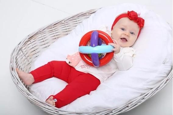 Brinquedo Para Bebe Chorão Chocalho Mobile Educativo Didatic