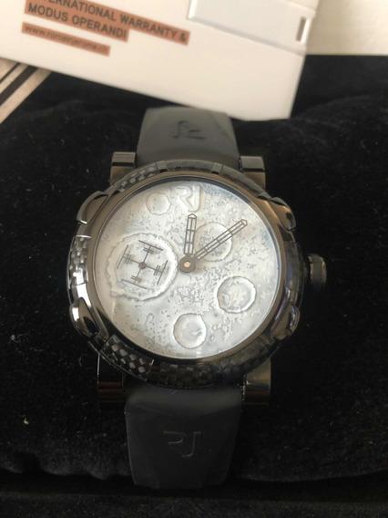 Reloj Romain Jerome Dna Moon Caja Papeles Como Nuevo