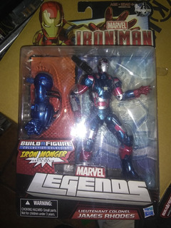 Iron Patriot Marvel Legends