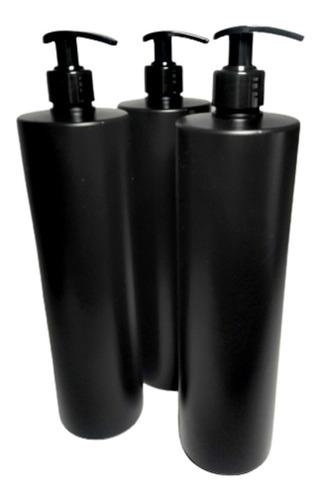 Botella 1 Litro Pad C/valvula Cremera (pack 10 Unidades)