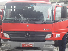Mercedes-benz 1725 Bau 2011
