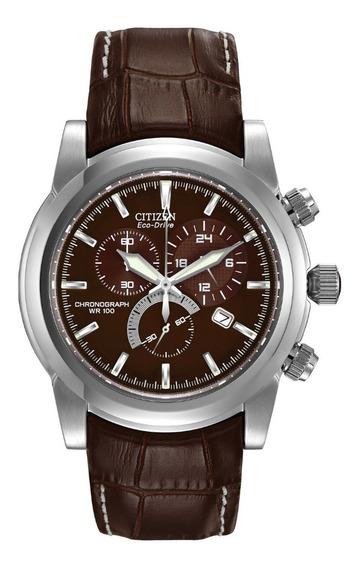 Reloj Citizen Eco-drive Hombre Chandler 42 Mm At0550-11x