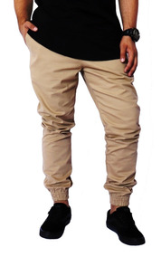 Calça Jogger Masculino Jeans E Camuflada Com Elástico Lindas