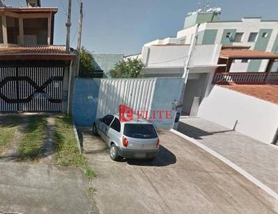 Galpão Comercial À Venda, Jardim São Judas Tadeu, São José Dos Campos. - Ga0057